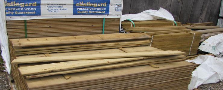 Lumber & Building Materials - Leathertown Lumber Inc