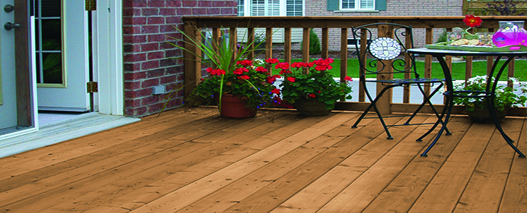 Decks, Patios & Fences - Leathertown Lumber Inc
