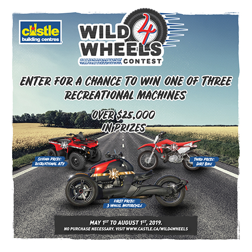 Wild4Wheels Contest Image